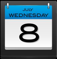 8 July 2015