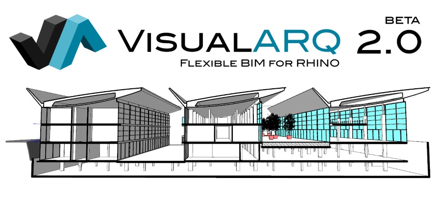 VisualARQ 2.0 Beta released