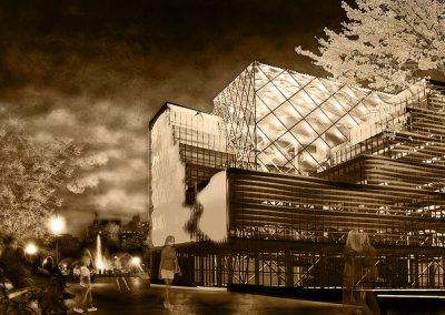 Centre de recherche Innovate ABQ @ Downtown Research Centre