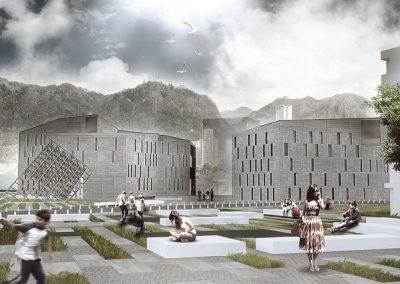 Musée national d'histoire colombienne, par SistemaFormal