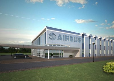 Training Center di Airbus