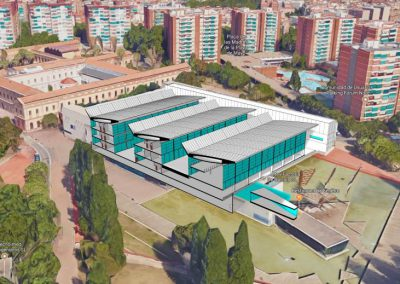 Wissenschaftspark Barcelona Nord