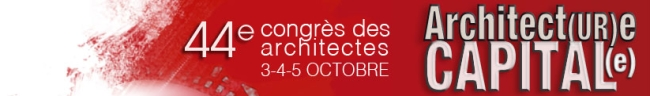VisualARQ at Congrès des Architectes, Paris