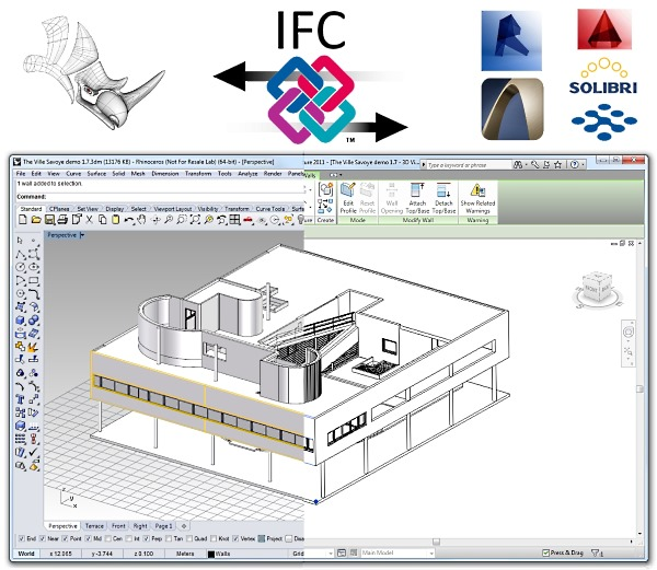 From VA to Revit IFC fusion 600