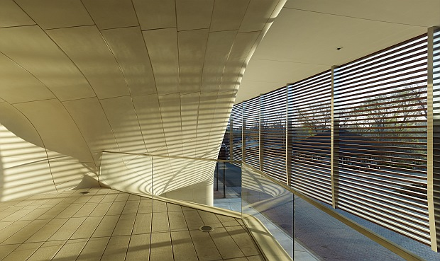 De los listones de las plantaciones sureñas a la arquitectura contemporánea