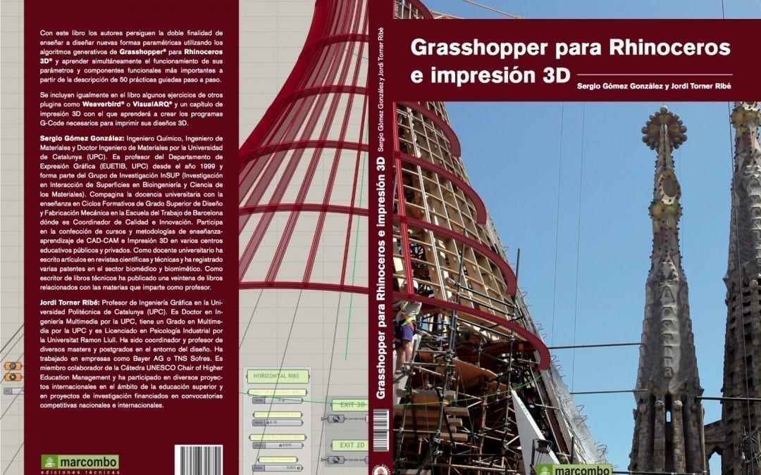 New Rhino & Grasshopper book includes VisualARQ exercises