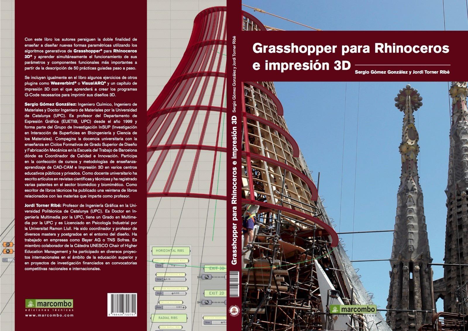 Grasshopper para Rhino e Impresion 3D