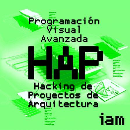 Curso de programación visual avanzada en el IAM, ETSAM