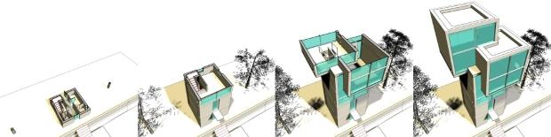 Cómo gestionar plantas y niveles en arquitectura con Rhino