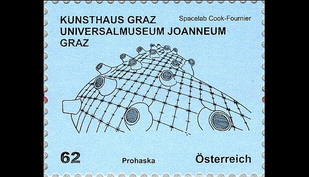 El Kunsthaus de  Graz se ha convertido en un símbolo de la ciudad