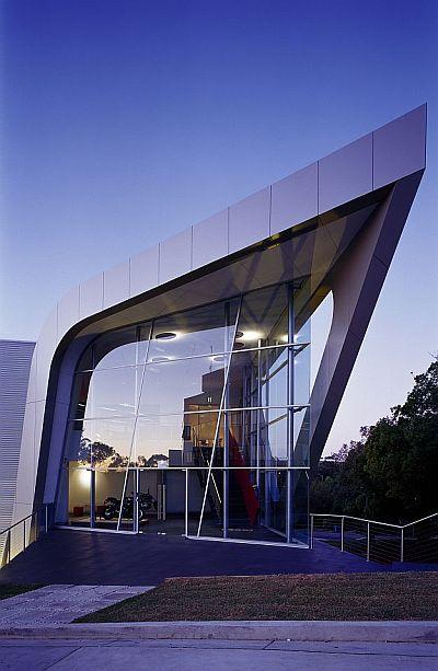 El diseño paramétrico en arquitectura es posible gracias a las innovaciones en software.