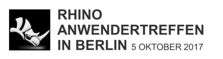 Rhino-Anwendertreffen in Berlin