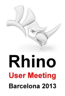 Encuentro de usuarios de Rhino