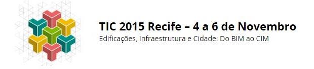 VisualARQ en el TIC 2015 Recife