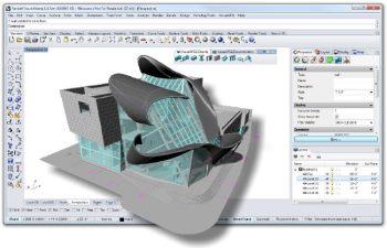 Presentación de VisualARQ, solución BIM flexible para Rhino en Barcelona.