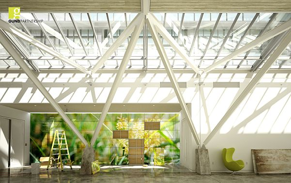 VisualARQ and V-Ray complement each other in architectural projects