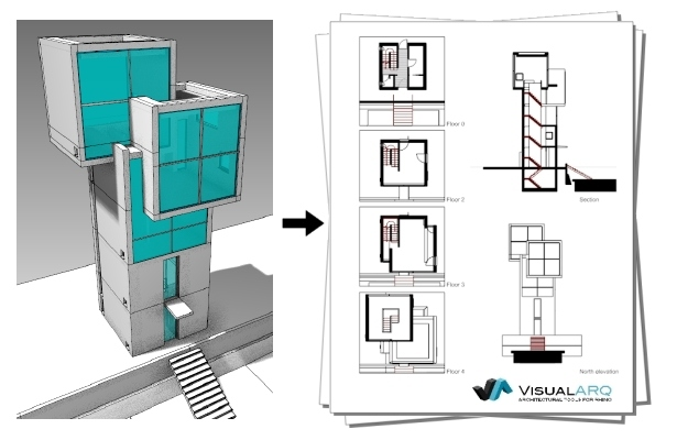 VisualARQ 1.6 disponibile