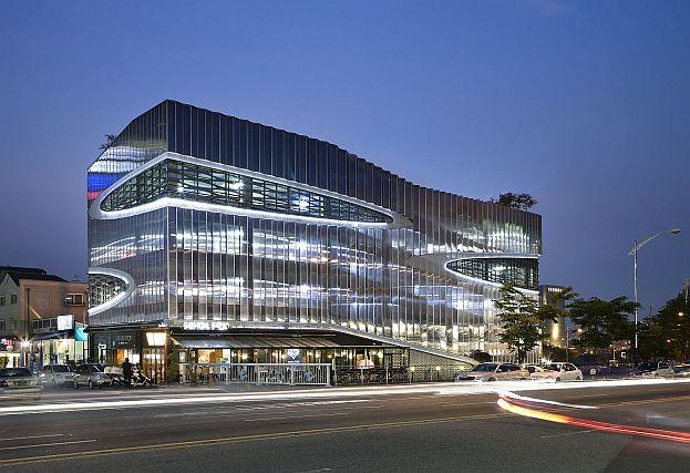 VisualARQ analyzes a Rhino design: Herma project, by Jeong-Hoon Lee / JOHO Architecture