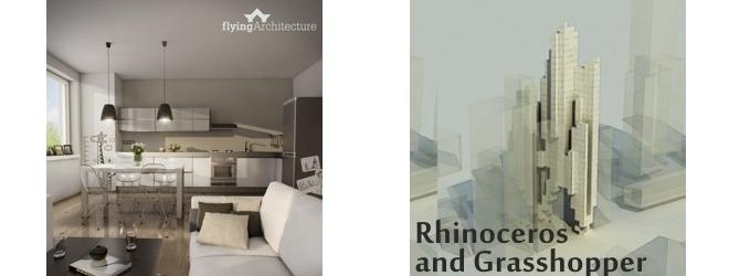 Formación en Arquitectura, Grasshopper y V-Ray en Barcelona