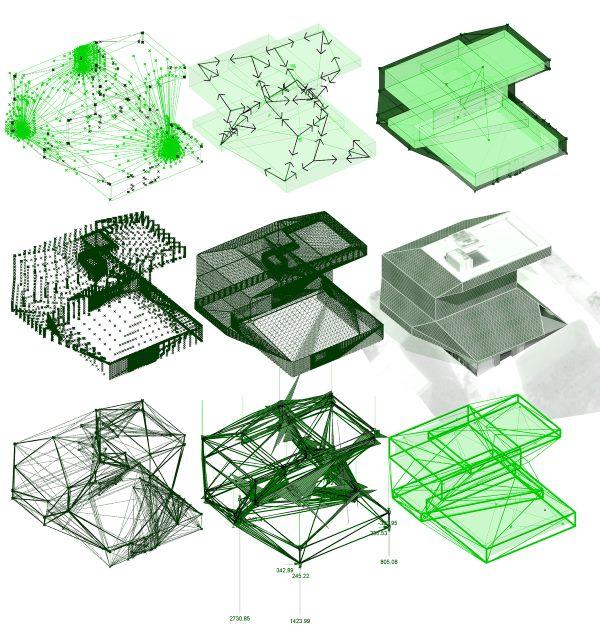 Curso de Programacion Visual Aplicada a Proyectos de Arquitectura, Madrid.