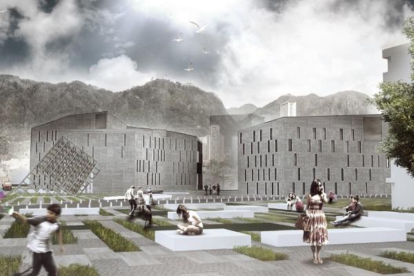 Museo de Historia Nacional de Colombia, vista diurna.