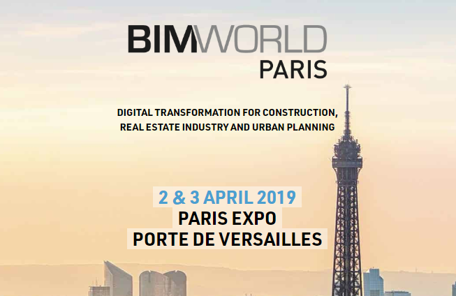 VisualARQ au salon BIM World Paris 2019