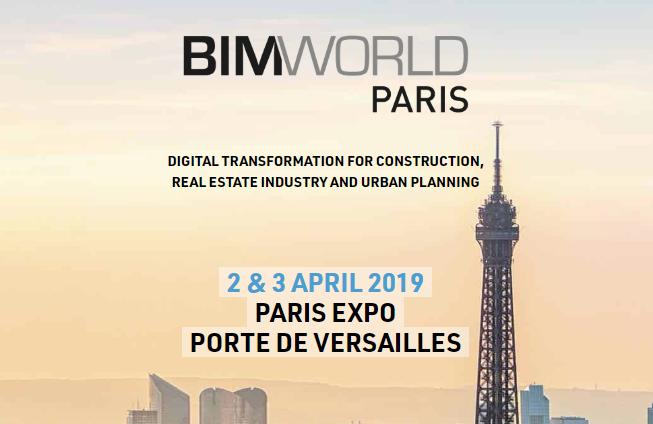 VisualARQ at the BIM World Paris 2019