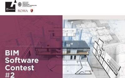 2ª edizione del BIM Software Contest – Roma