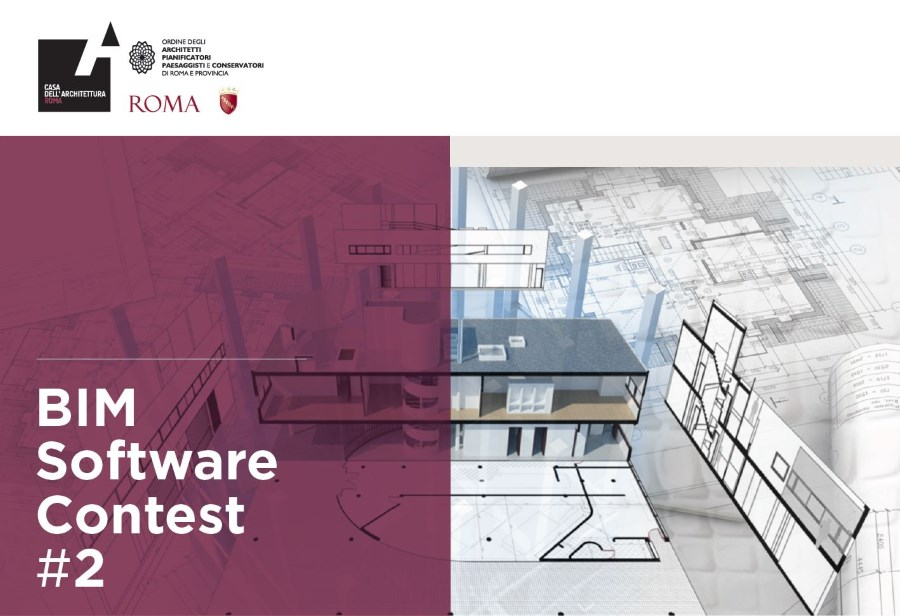 BIM Software Contest #2 in Rome