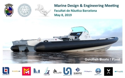 Marine Design & Engineering Meeting Barcelona 2019