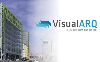 """BIM workflow in Rhino with VisualARQ and Grasshopper"" workshop in London"