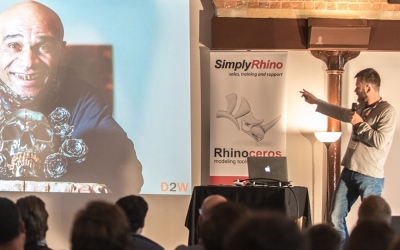 VisualARQ at the Rhino UK User Meeting in London