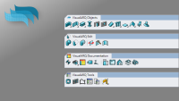 Toolbars overview