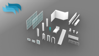 VisualARQ Objects and styles