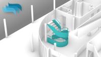 ground floor stair railings