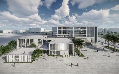 Projet d'architecture : collège