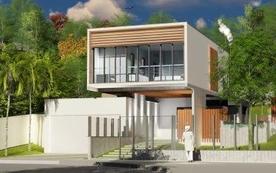 Single family residence in Brazil