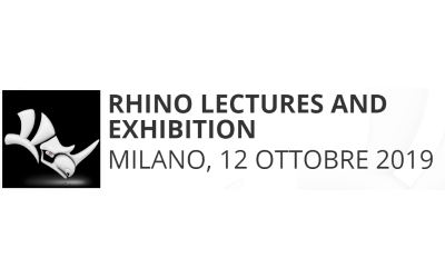 VisualARQ lecture at the Rhino event in Milan, 12 October 2019