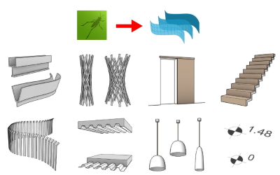Apprenez à créer vos propres styles de VisualARQ dans Grasshopper