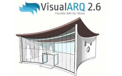VisualARQ 2.6 già disponibile