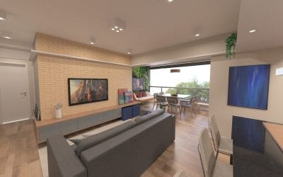 Proyecto Habitarte de Carolina Castilho