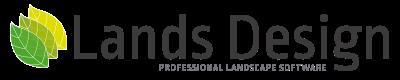 Lands Design logo