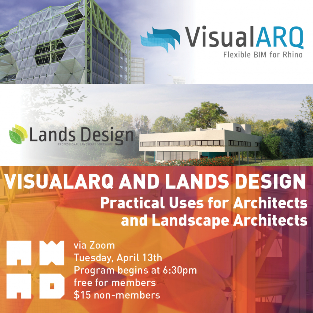 VisualARQ presentation at AWAD