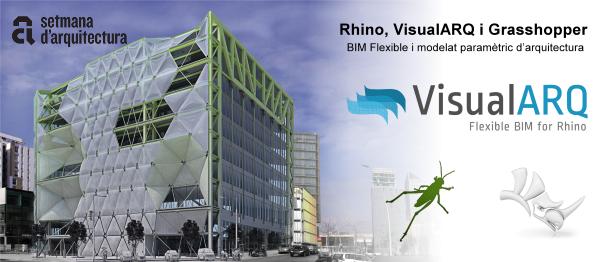 Taller VisualARQ en la setmana d'arquitectura