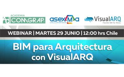 BIM para Arquitectura con VisualARQ