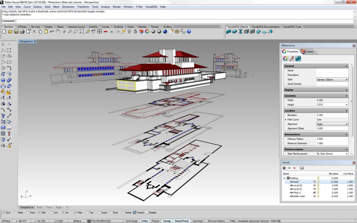 What s new download visualarq 3d architecture for rhino software architecture What s the best home design software