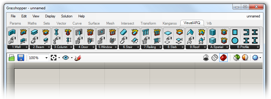 Interface VA.GH