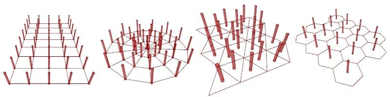 Grid samples