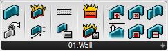 벽 구성 요소