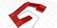 练习 4. 创建楼梯